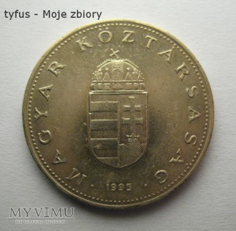 100 FORINT - Węgry (1995)