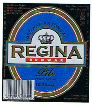Duże zdjęcie regina pils