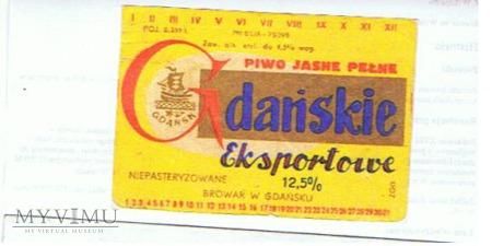 gdańskie eksportowe