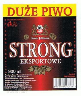 strong eksportowe
