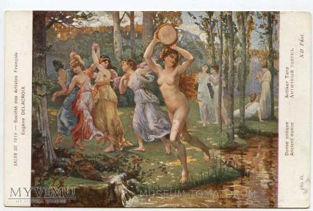 Delacroix - Antyczny taniec