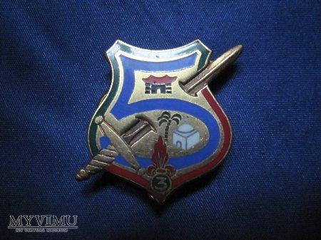 5e compagnie du 2e bataillon du 3e R.E.I.