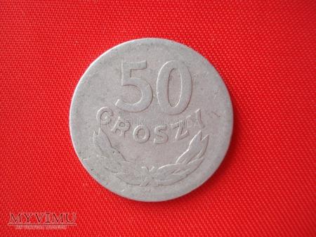 50 groszy 1949 rok
