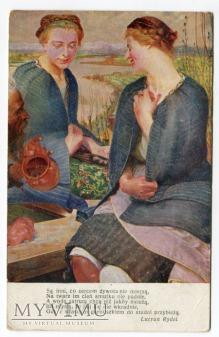 1924 Jacek Malczewski Zatruta Studnia