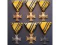 ERINNERUNGSKREUZ 1912 - 1913 (Mobilisierungskreuz) - Krzyż Pamiątkowy 1912-1913