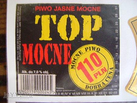 TOP MOCNE