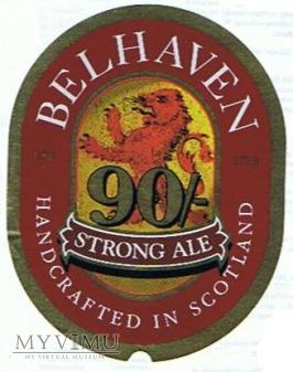 BELHAVEN - strong ale