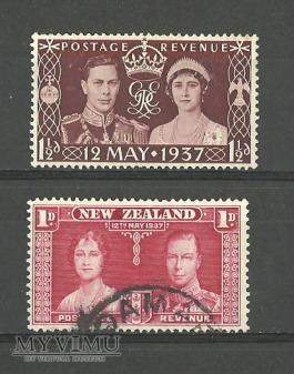 Duże zdjęcie Coronation stamps II