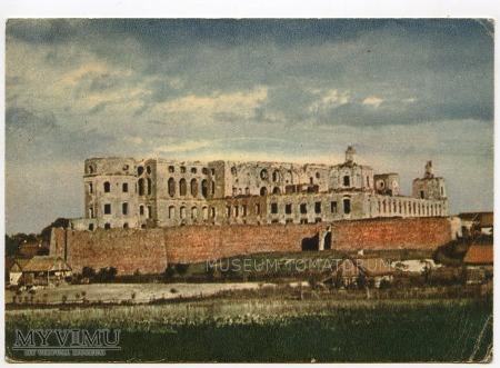 Ujazd - Zamek Krzyżtopór - 1959