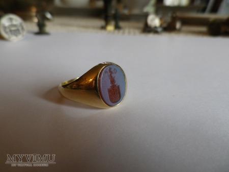 h.Prawdzic- sygnet złoty