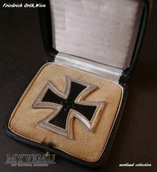 Żelazny Krzyż I klasy