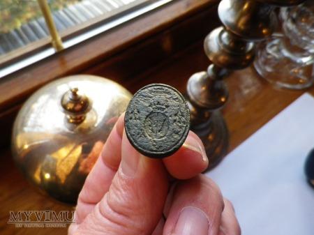 Herb Rogala-pieczęć żelazo