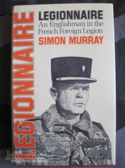 Simon Murray-Legionista