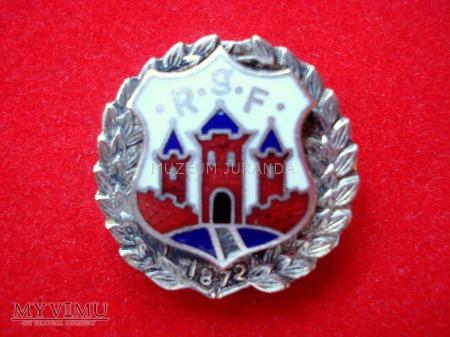 Odznaka z Danii 1