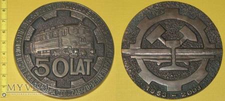 Medal kolejowy - przewozowy PTKiGK