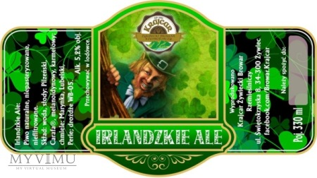 irlandzkie ale