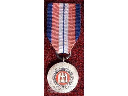 Odznaka Zasłużony Działacz Stronnictwa Demokratycz
