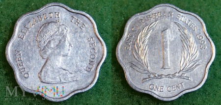 Karaiby, 1 CENT 1993