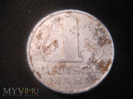 1 Deutsche Mark 1956 DDR