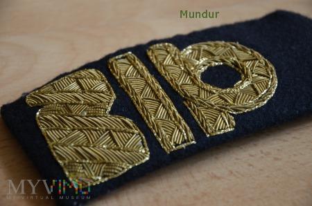 Dystynkcje MW: viceadmirał
