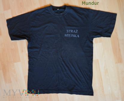 Koszulka Straży Miejskiej
