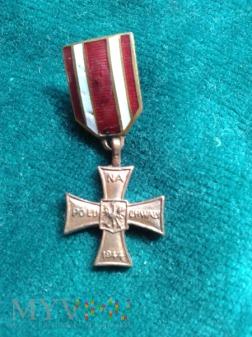 Krzyż Walecznych 1944 miniaturka