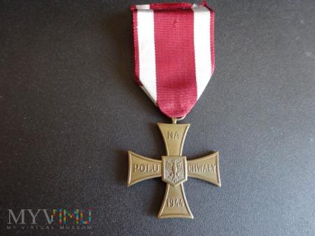 Duże zdjęcie Krzyż Walecznych - 1946-1950: L6.