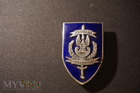 Dyżurna Służba Operacyjna Wojsk Lądowych; Nr:107