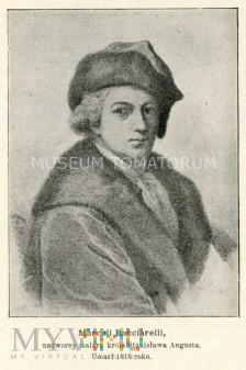 Bacciarelli Marcello - malarz St. Poniatowskiego