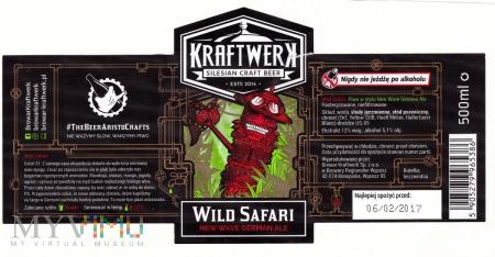 Kraftwerk, Wild Safari