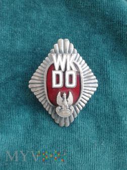 Odznaka Wyższy Kurs Doskonalenia Oficerów