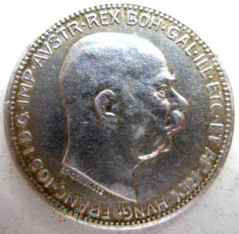 1 korona 1916 r. Austria (austro-węgry)