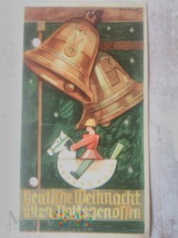 niemiecka plakietka na drzwi WHW