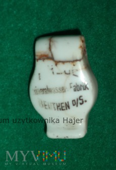 Duże zdjęcie FIHESE Mineralwasser Fabrik Beuthen O/S. - korek