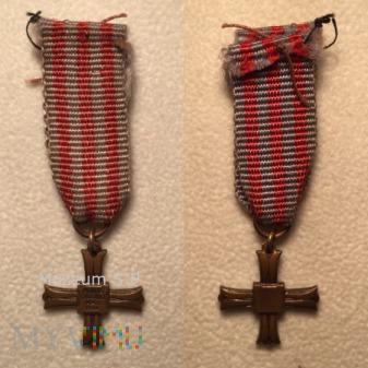 Krzyż Monte Cassino - miniatura