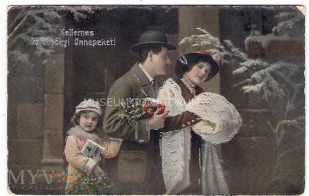 Wesołych Świąt - 1918