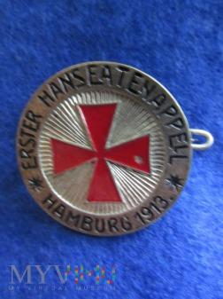 Hanseatenapell-odznaka okolicznościowa
