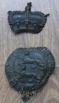 Emblemat (ryngraf) rodu Hohenlohe