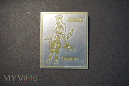 Odznaka Rezerwy Jesień 83