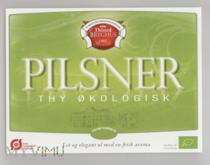 Thisted Pilsner
