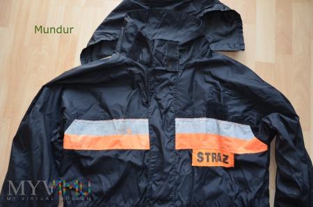 Płaszcz przeciwdeszczowy OSP