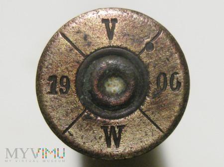 Łuska 8x50R Mannlicher M.95 [ V/19/00/W] E