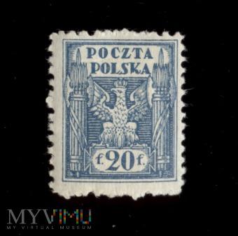 Duże zdjęcie Poczta Polska PL 105-1919