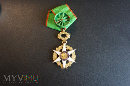 Francja - Order Zasługi Rolnej/Oficerski Nr:5067