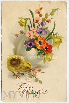 Wesołych Świąt Wielkanocnych - 1929