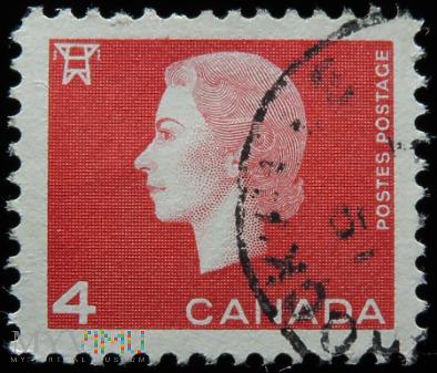 Kanada 4c Elżbieta II