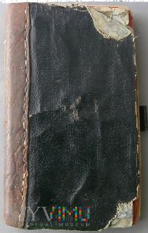 Duże zdjęcie Pamiętnik z niewoli na Syberii z 1916