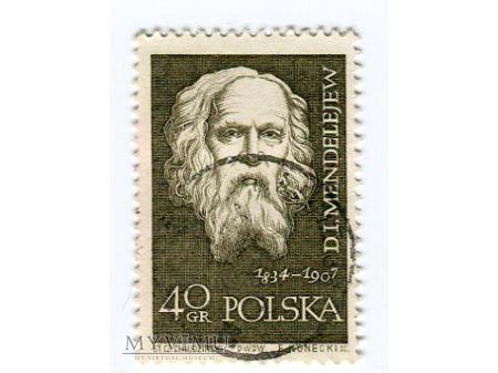 1959 Dimitrij I. Mendelejew