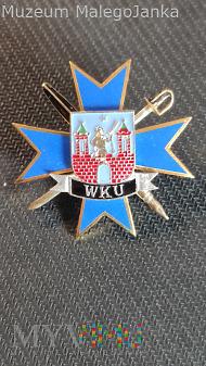 Pamiątkowa odznaka WKU - Kalisz
