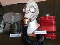 Maska przeciwgazowa kapturowa uniwersalna OM-14